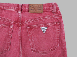 GUESS 90'S W33 DENIM JEANS