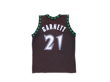 Load image into Gallery viewer, TIMBERWOLVES NBA 90'S JERSEY