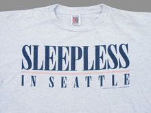 Load image into Gallery viewer, SLEEPLESS IN SEATTLE 93 T-SHIRT
