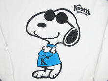 Load image into Gallery viewer, SNOOPY KNOTT'S 90'S SWEATER