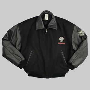 WARNER B. 90'S LETTERMAN JACKET
