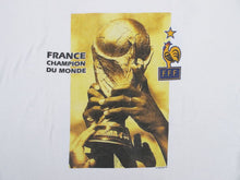 Load image into Gallery viewer, FRANCE 98 ADIDAS T-SHIRT