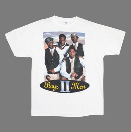 BOYZ II MEN NOS 90'S T-SHIRT