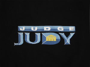 JUDGE JUDY 99 LETTERMAN JACKET