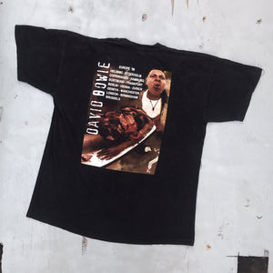 DAVID BOWIE 96 TOUR T-SHIRT