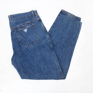 GUESS 90'S W37 DENIM JEANS
