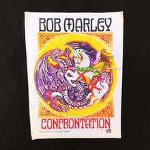 Load image into Gallery viewer, BOB MARLEY CONFRONTATION 93 BACK PATCH