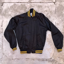 Load image into Gallery viewer, TAXI SHOW 80'S CAST AND CREW SATIN JACKET