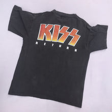 Load image into Gallery viewer, KISS 'RETURN' 1996 T-SHIRT