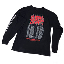 Load image into Gallery viewer, MORBID ANGEL 98 L/S T-SHIRT