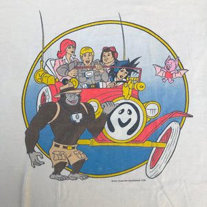 GHOSTBUSTERS CARTOON 91 T-SHIRT