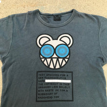 Load image into Gallery viewer, RADIOHEAD W.A.S.T.E. 2003 TOP T-SHIRT