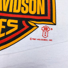 Load image into Gallery viewer, HARLEY-DAVIDSON 87 T-SHIRT