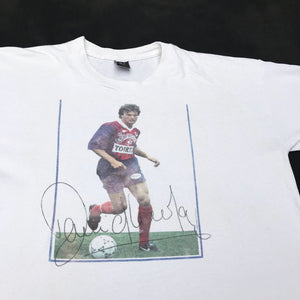 PSG DAVID GINOLA 90'S T-SHIRT