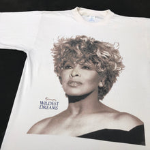 Load image into Gallery viewer, TINA TURNER WILDEST DREAMS 96 T-SHIRT