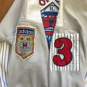 ADIDAS 'KINGSTON LIONS' 80'S SWEATER