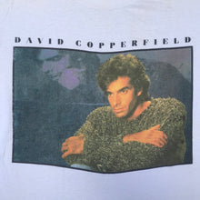 Load image into Gallery viewer, DAVID COPPERFIELD 80'S T-SHIRT