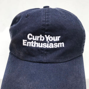 CURB YOUR ENTHUSIASM 00'S CAP