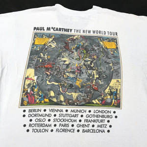 PAUL MCCARTNEY 93 TOUR T-SHIRT