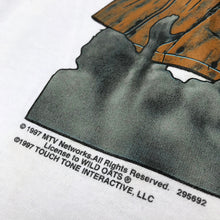 Load image into Gallery viewer, BEAVIS & BUTTHEAD MTV 97 TOUCH TONE T-SHIRT