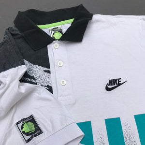 NIKE CHALLENGE COURT AGASSI 90'S POLO SHIRT