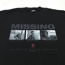 Load image into Gallery viewer, THE BLAIR WITCH PROJECT 99 T-SHIRT
