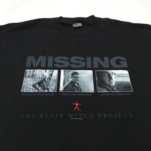 THE BLAIR WITCH PROJECT 99 T-SHIRT