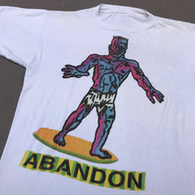 Load image into Gallery viewer, THAT PETROL EMOTION 'ABANDON' 90 T-SHIRT