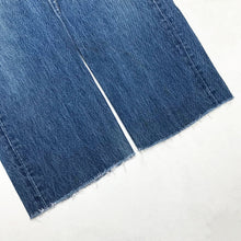 Load image into Gallery viewer, LEVI'S 501 80'S DENIM W31