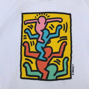KEITH HARING 80'S SWEATER