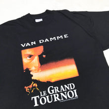 Load image into Gallery viewer, VAN DAMME THE QUEST 96 T-SHIRT