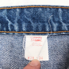 Load image into Gallery viewer, LEVI'S 517 80'S DENIM JEANS W38 L27