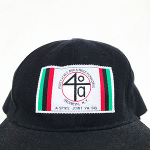 SPIKE LEE'S 40 ACRES & A MULE 90'S CAP