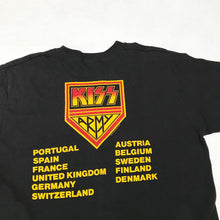 Load image into Gallery viewer, KISS 83/84 TOUR T-SHIRT
