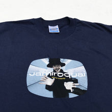 Load image into Gallery viewer, JAMIROQUAI VIRTUAL INSANITY 96 T-SHIRT