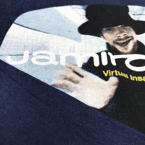 JAMIROQUAI VIRTUAL INSANITY 96 T-SHIRT