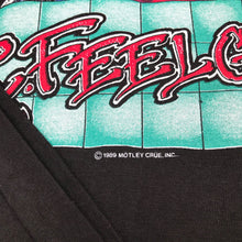 Load image into Gallery viewer, MOTLEY CRÜE 89 T-SHIRT