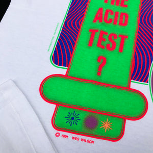 ACID TEST WES WILSON 91 T-SHIRT