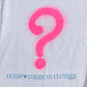 GUESS 1989 MOCK NECK SWEATER