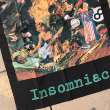 Load image into Gallery viewer, GREEN DAY INSOMNIAC 95 WALL FLAG