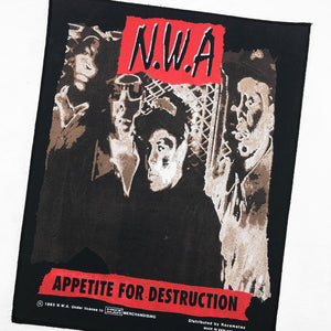 N.W.A. 93 BACK PATCH