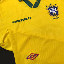Load image into Gallery viewer, BRAZIL 93-94 UMBRO JERSEY