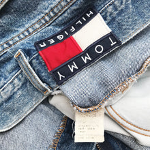 Load image into Gallery viewer, TOMMY HILFIGER W35 90'S DENIM JEANS