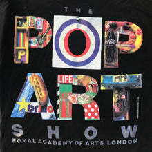 Load image into Gallery viewer, POP ART EXHIBITION 91 L/S T-SHIRT