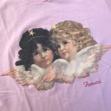 Load image into Gallery viewer, FIORUCCI 90'S PINK CHERUB TOP