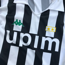 Load image into Gallery viewer, JUVENTUS 90-91 KAPPA HOME JERSEY