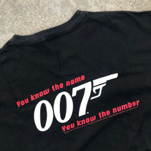 Load image into Gallery viewer, 007 GOLDENEYE 95 MOVIE T-SHIRT