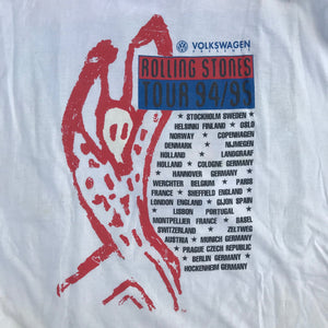 ROLLING STONES VOODOO LOUNGE 94/95 TOUR T-SHIRT