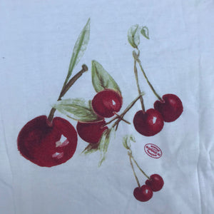 GIRBAUD 'CHERRY' 92 T-SHIRT