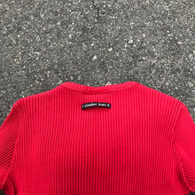 Load image into Gallery viewer, GAULTIER 90'S RIB KNIT SWEATER